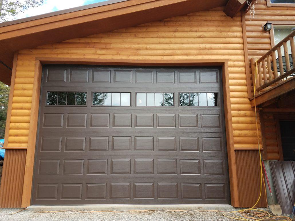 Alpine Garage Doors Canmore Fluidelectric